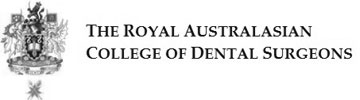 Royal Australasian College of Dental Surgeons